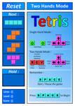 Flash Tetris by FunkyJaws