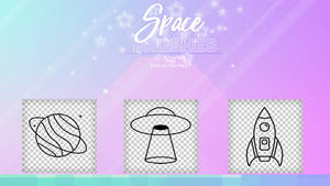 +.Space brushes
