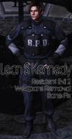 Leon Kennedy RPD FIXED