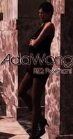 Ada Wong Pregnant Model