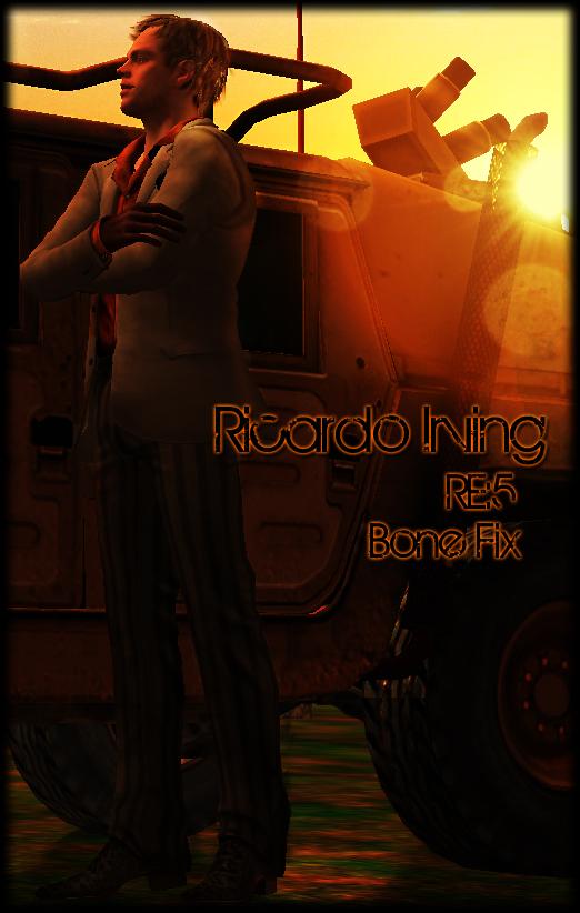 Ricardo Irving FIXED by a-m-b-e-r-w-o-l-f