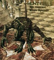 Hunter by a-m-b-e-r-w-o-l-f