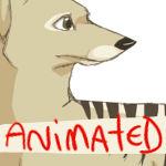 Practice Animation - Thylacine