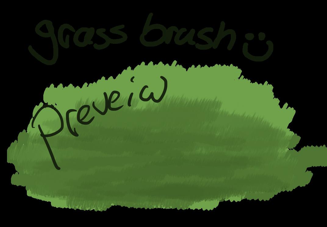 Photoshop CS Grass Brush by xXEpicBeckyXx