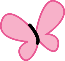 A Little Butterfly by Marziolinah