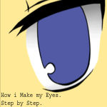 How i Color My Eyes Via Mouse