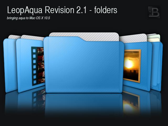 LeopAqua Revision 2.1 - Mac