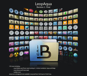 LeopAqua R3 - Final Mac by ieub