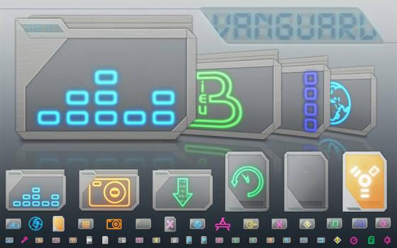 Vanguard 2 windows