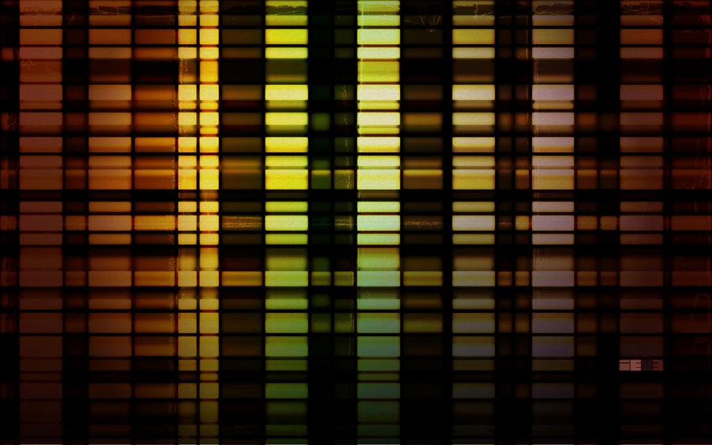 Neon Golden