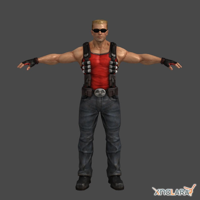 Duke Nukem Forever - Duke by Ventrue533