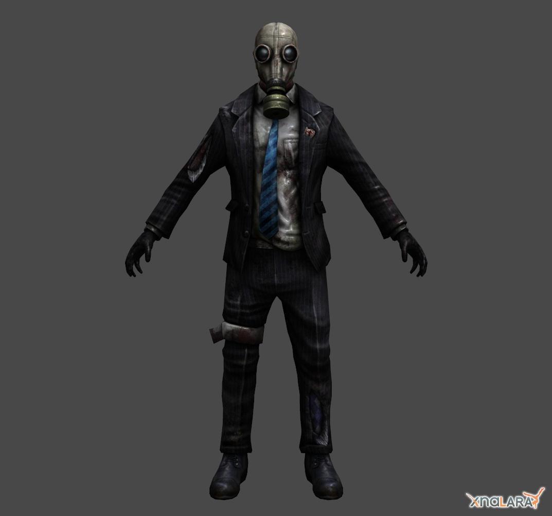 ... Killing Floor   Mr. Foster By Ventrue533