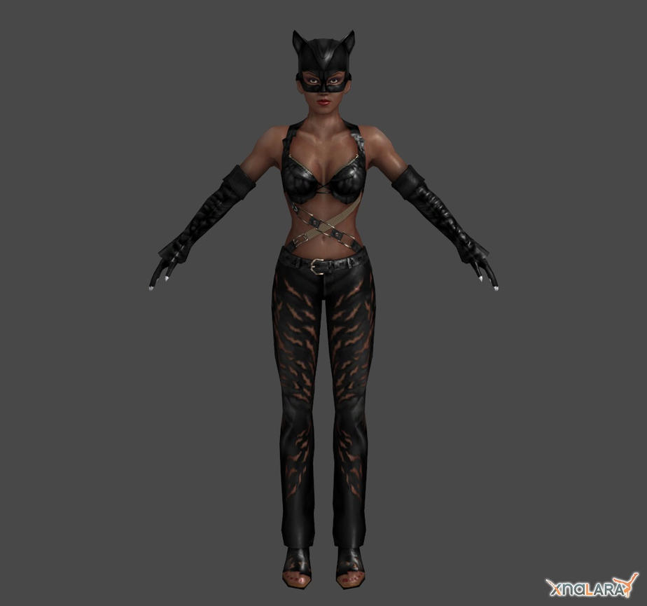 Catwoman Movie Outfit by Ventrue533