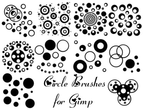 Circle Brushes by Animalluver1985