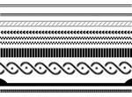 Semi-Basic Border Brushes