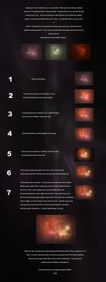 Photoshop Nebula Tutorial