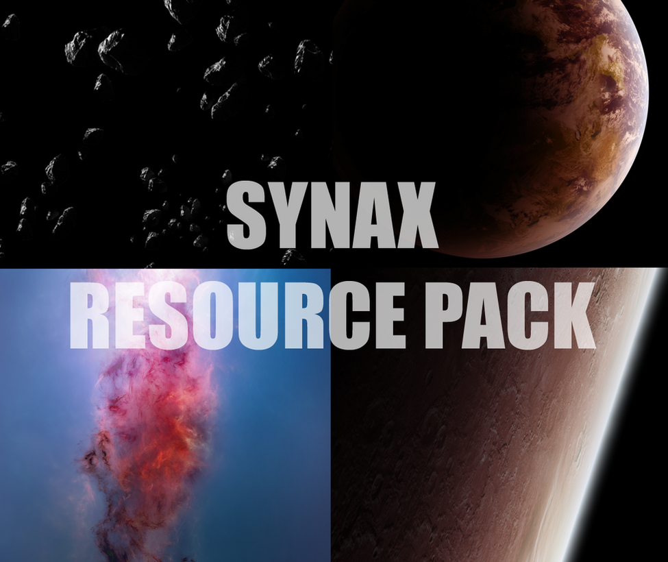 Synax Space Resource Pack by synax444
