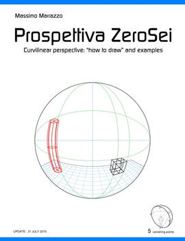 Curvilinear perspective-how to draw-(Marrazzo-2015