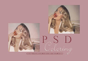 PSD Coloring 1 by BeautySandy