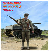 USRANGER for Michael3 by jibicoco