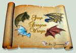 Gimp Dragon Wings
