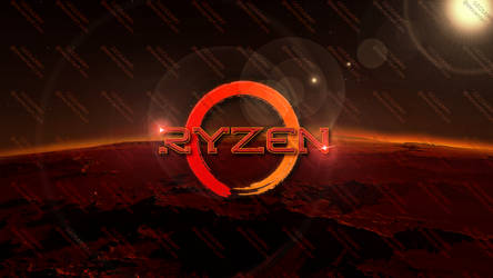Ryzen Wallpaper by Geosammy