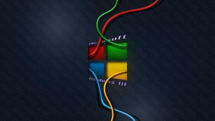 Wired Windows 10 Desktop Wallpaper
