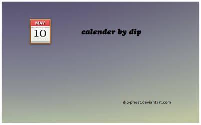 calender by dip