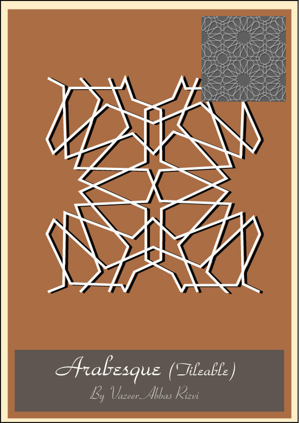 Arabesque design joy studio design gallery best design for Arabesque style decoration