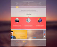 Site Concept by Bogdan17