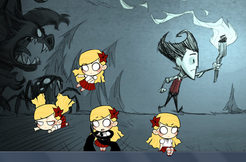 don t starve character guide