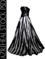 stripped_gown by azreheal