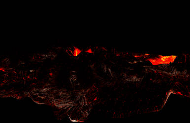 Volcanic Hellscape (Stage DL) by AnmeGirl