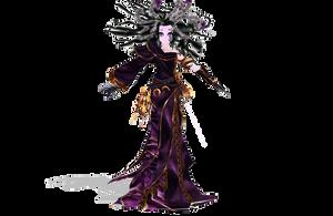 (MMD/Kid Icarus) TDA Medusa (Model DL)