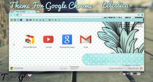 Tema Google Chrome Celestica