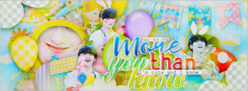[17072018] TAKING REQUEST #1 - MORE THAN YOU KNOW by Poo-chan-kawaii