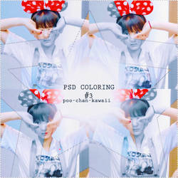 [27072018] PSD COLORING #3 BY POO by Poo-chan-kawaii