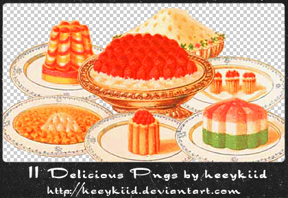 11_Delicious_PNGs_By_heeykiid by heeykiid