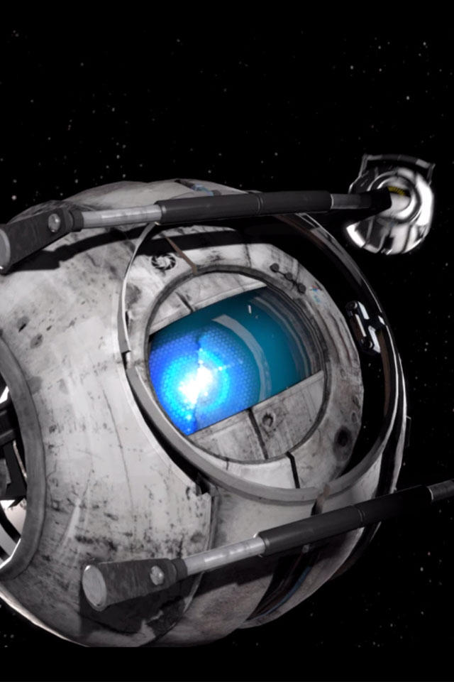 the gallery for gt wheatley portal 2