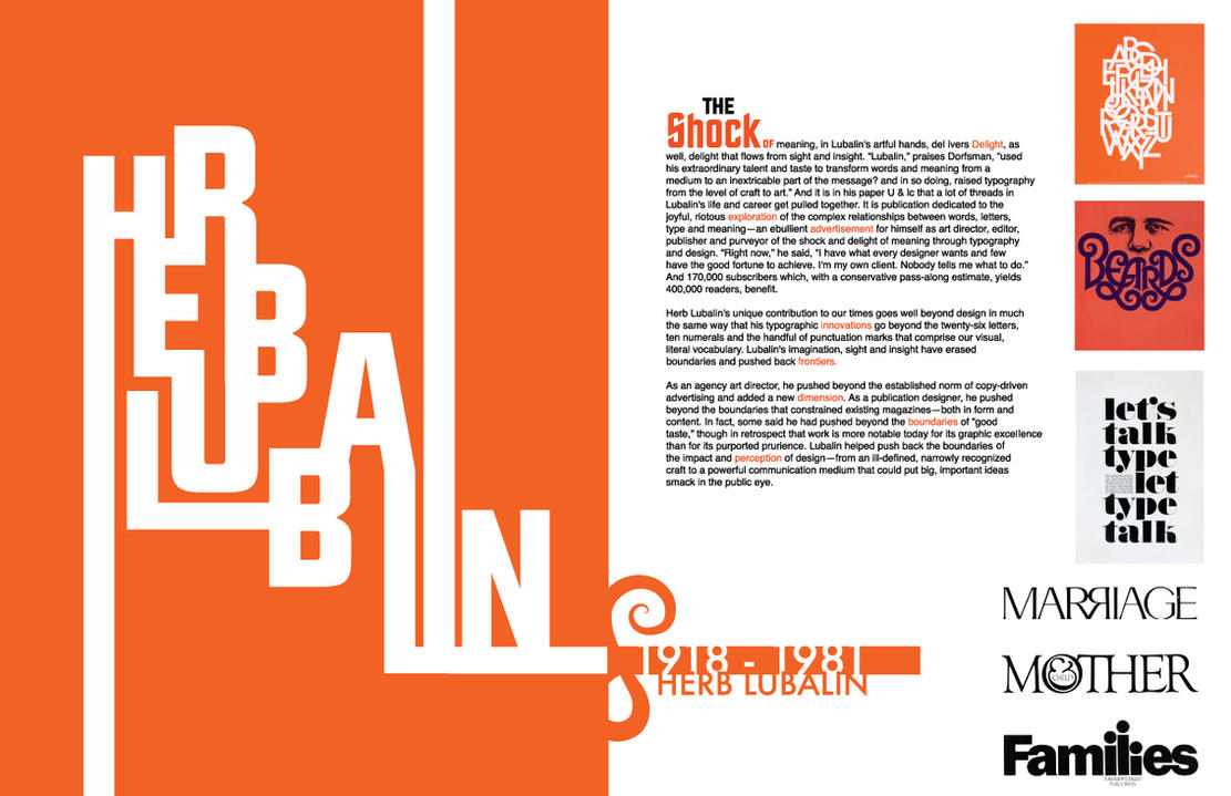 The iconic spread with sound 8