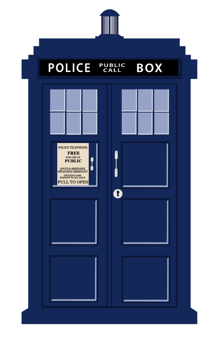 Tardis Illustration Vector tardis by brienicole