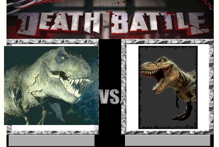 Death Battles Season Two Finalized! by Terraraptor on DeviantArt