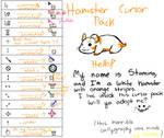 Hamster Cursor Pack