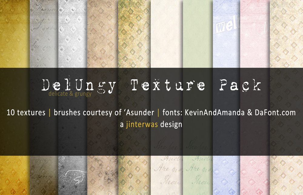 DelUngy Texture Pack