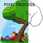 Rest - pixel process