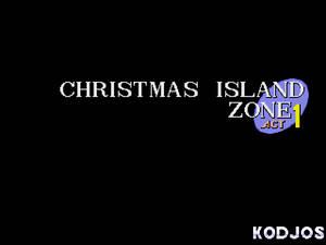 Christmas Island Zone