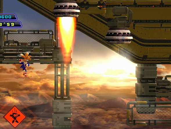 Sky Fortress Zone Act 3 (Kodjo 16bit mix)