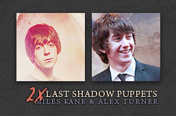 Last Shadow Puppets Icons by BroWnieTheCake