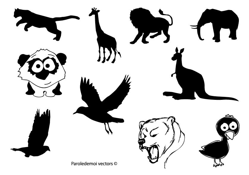 Animals Ressources by paroledemoi