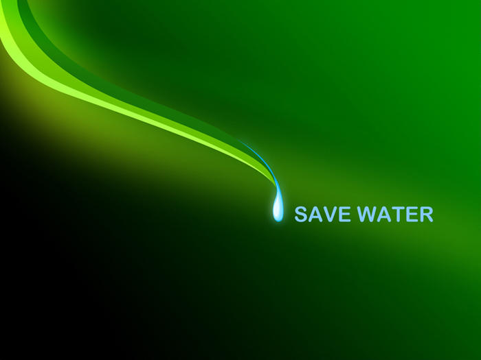 save water by archys187